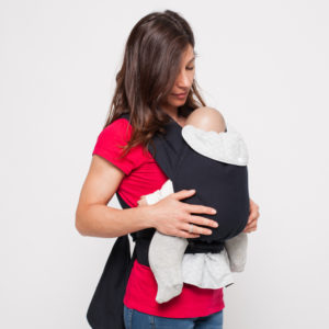 Porte-bébé Mei-Tai physio Vagues