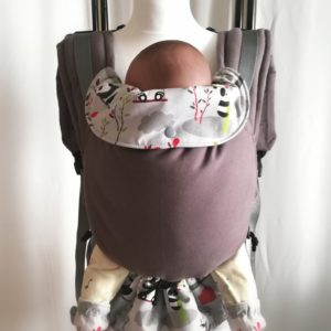 Porte-bébé physiologique Panda