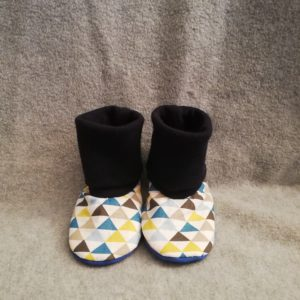 Chaussons de portage Triangles