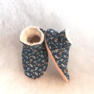 Chaussons bébé collection Morgane